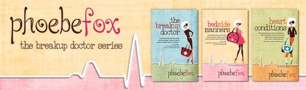 Breakup doctor series banner