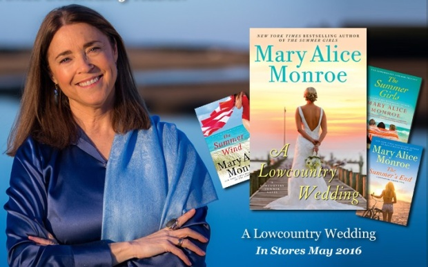Mary Alice Monroe Banner
