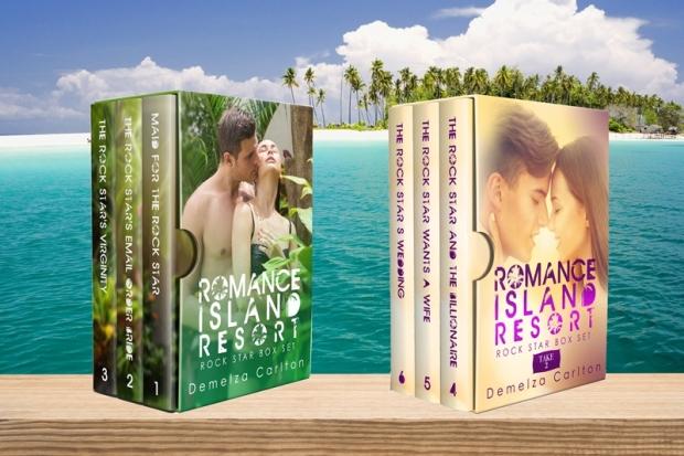 romance-island-box-sets