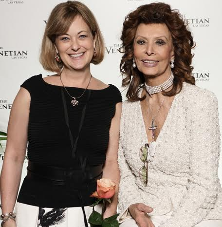 melissa-muldoon-and-sophia-loren