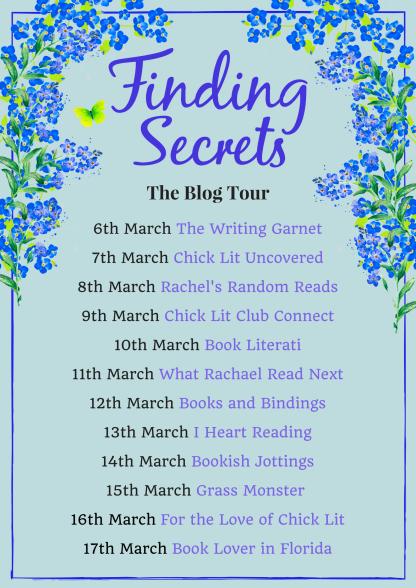 Finding Secrets - The Blog Tour (1)
