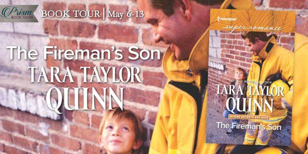 Banner - The Fireman's Son