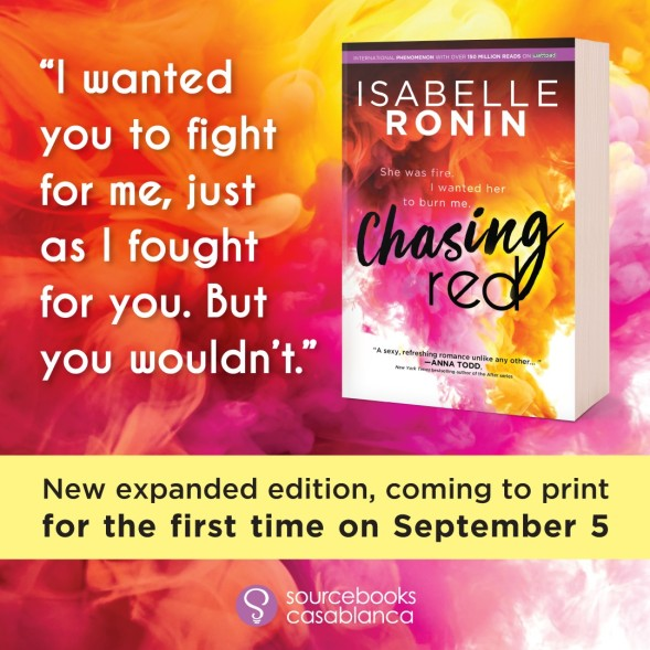 Chasing Red promo