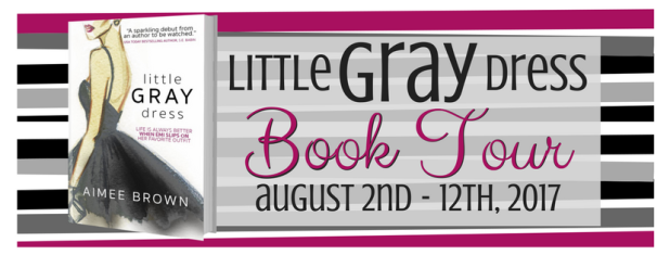 Little Gray Dress Banner