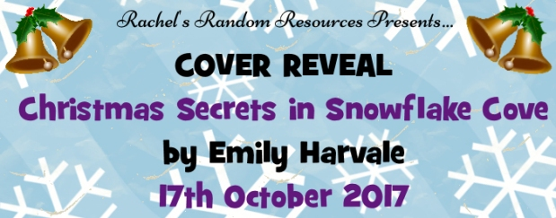 Christmas Secrets In Snowflake Cove Cover Reveal