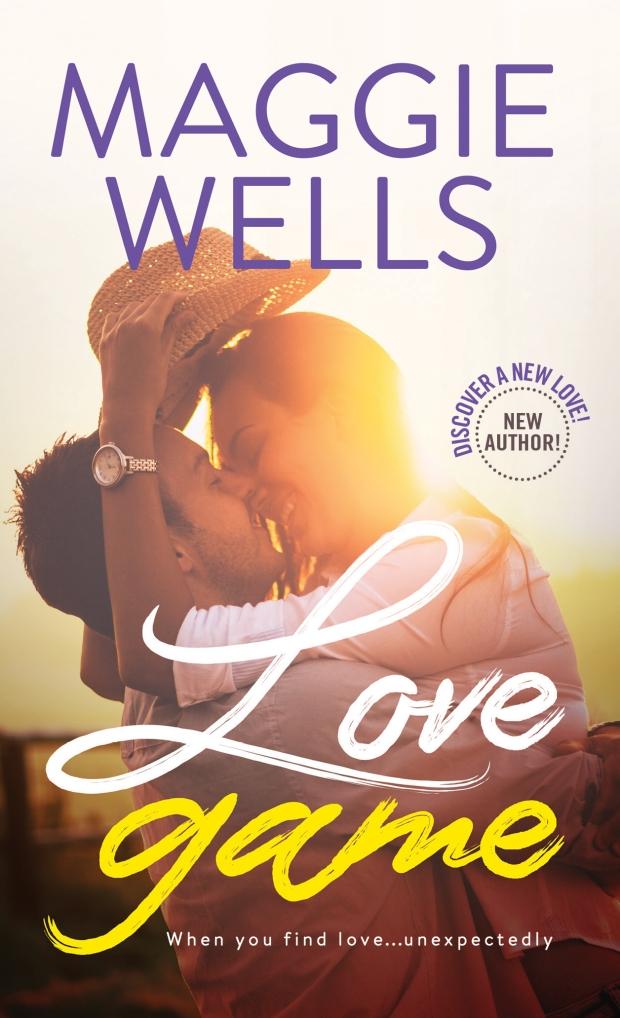 CVR Love Game by Maggie Wells