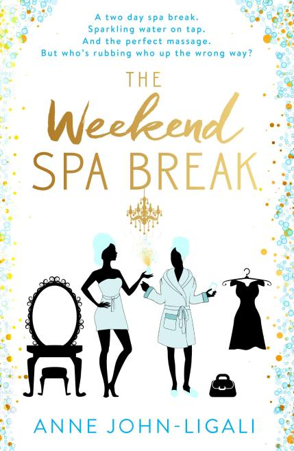 The Weekend Spa Break Cover (1)