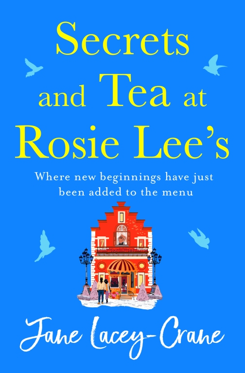 ARIA_Lacey-Crane_SECRETS AND TEA AT ROSIE LEE'S